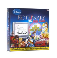 Pictionary - Disney DVD Game