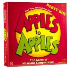 Apples to Apples Party Box Core Game w/Expansions