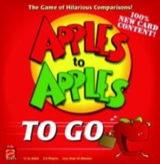 Apple to Apples to Go