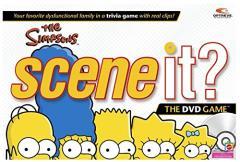 Scene It? - The Simpsons