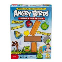 Angry Birds - Knock on Wood