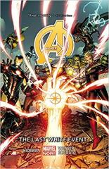 Avengers Vol. 2 - The Last White Event