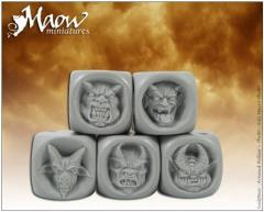 Monster Dice Set #4 (5)