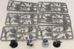 Steel Warriors Collection #1