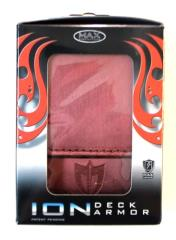 Deck Box - Ion Armor, Red