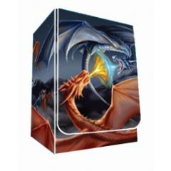 Deck Box - Fighting Dragons