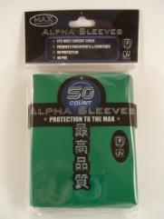Neo Sleeves - Alpha Green (50)