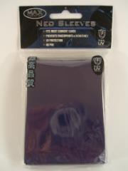 Neo Sleeves - Alpha Black (50)