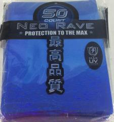 Neo Sleeves - Rave Blue (50)