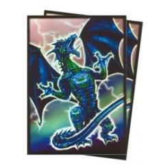 Neo Sleeves - Robo Dragon (Blue) (50)