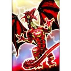 Neo Sleeves - Robo Dragon (Red) (50)
