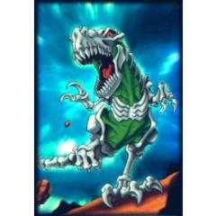Neo Sleeves - Skeleton T-Rex (50)
