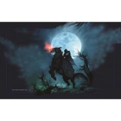 Playmat - Rider - Wraith on Horseback