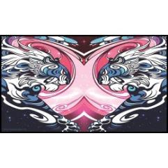 Playmat - Galaxy Tiger