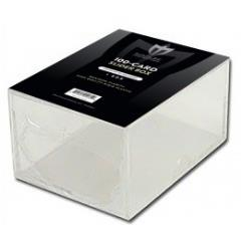 100 Card Slider Box