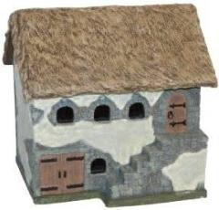 Thatched Roof Stable