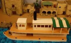 Colonial Riverboat