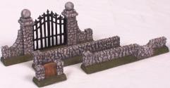 Garden Wall Set