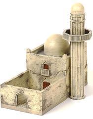 Domed Bulding Set