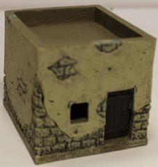 Small Middle Eastern Building #1