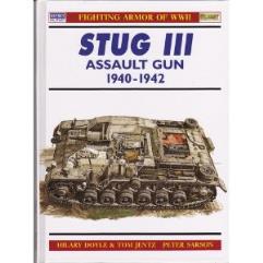 STUG III Assault Gun 1940-1942