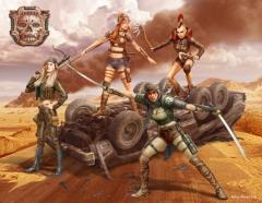 Skull Clan - Death Angels