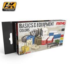 Basics & Equipment Colors Set