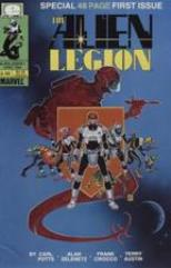 Alien Legion Vol. 1 Collection - 8 Issues!