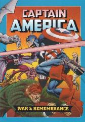 Captain America - War & Remembrance