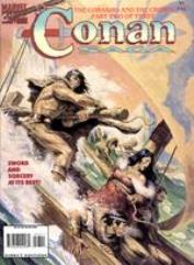 Conan Saga #93 - The Corsairs and the Crown #2