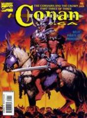 Conan Saga #94 - The Corsairs and the Crown #3