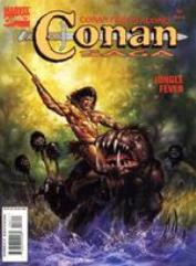 Conan Saga #96 - Conan Fights Alone!