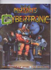 Cybertronic - The Empire of Steel and Stealth