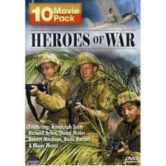Heroes of War - 10 Movie Pack