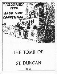 Tomb of St. Duncan, The