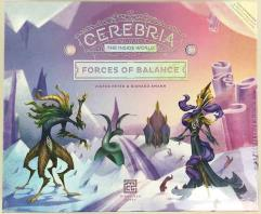 Cerebria - Forces of Balance