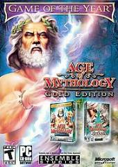 Age of Mythology - Gold Edition w/The Titans Expansion