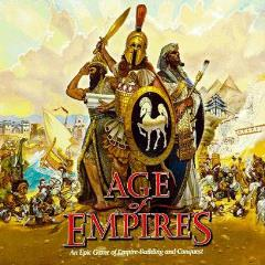 Age of Empires - Gold Edition w/The Rise of Rome