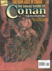 Savage Sword of Conan the Barbarian, The #227