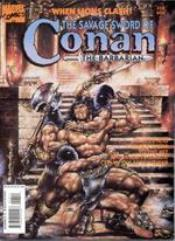 Savage Sword of Conan the Barbarian, The #228