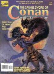 Savage Sword of Conan the Barbarian, The #229