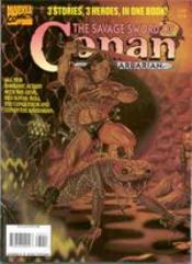 Savage Sword of Conan the Barbarian, The #230
