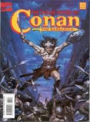 Savage Sword of Conan the Barbarian, The #232
