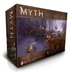 Myth (1st Edition) w/Painted Minis