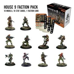 2.0 Faction Pack - House 9