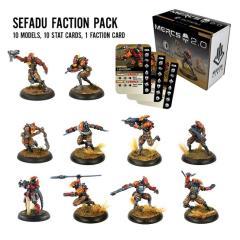 2.0 Faction Pack - Sefadu
