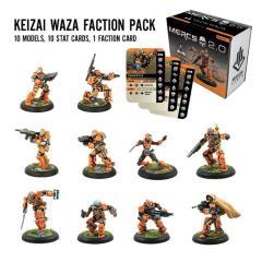 2.0 Faction Pack - Keizai Waza