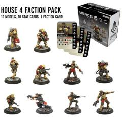 2.0 Faction Pack - House 4