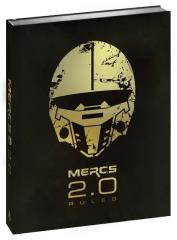 Mercs Core Rulebook (Limited Edition) (2nd Edition)