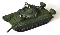 Soviet Army T-80B Main Battle Tank Mod 1980 w/Command Shield - Elite Squad
